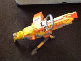 Nerf havoc fire EBF-25 toy gun