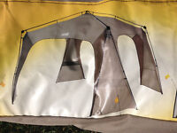 Great Buy! My loss your gain! Easy up shade tent, brand new in b