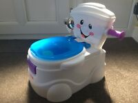 Fisher Price Singing training potty