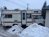 PROJECT RV/Motorhome For Summer