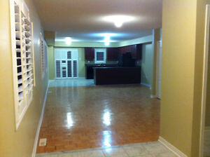 4 bedrooms house with basement apartment in central Mississauga