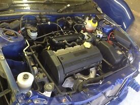 MG ZR 1.4 K series engine with 24K