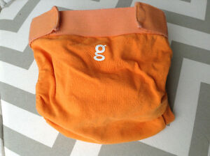 G Diapers Cloth Diapers Size L:  fits 26-36lbs