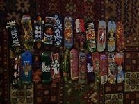 26 tech decks SOME RARE