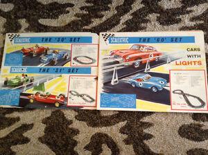Scalextric miniature Electric Motor Racing brochure Kitchener / Waterloo Kitchener Area image 3