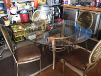 4 chair Kitchen/Dining set