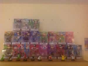 Amiibo  for sale. Many available