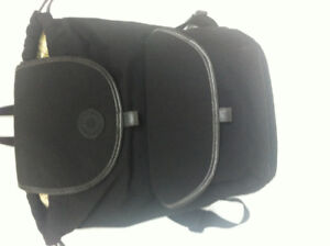 new back pack in black color. Now reduced