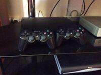 Like New Slim PS3 320gb W/ 16 Games. 110 OVNO