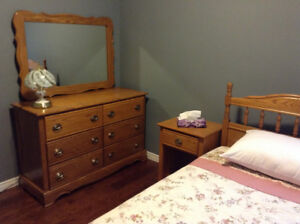 Two Rooms Available in Quiet, Clean, Renovated Home
