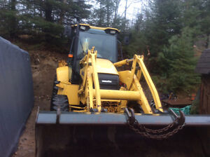 backhoe for hire or rent or sell !!!!