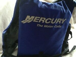 Mercury Brand Life Jacket Kawartha Lakes Peterborough Area image 4