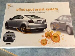 Blindspot assist system