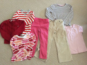 Girls size 5 clothing lot, excellent condition