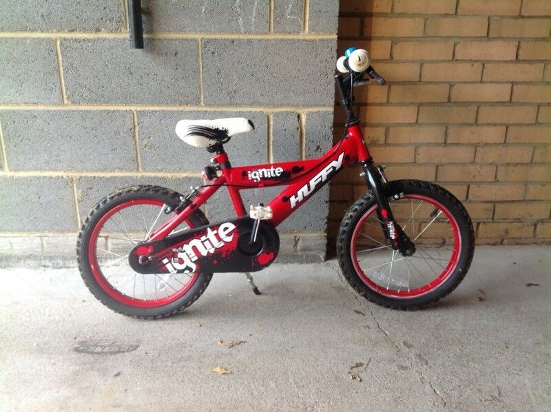 Kids 16'' Huffy Bike