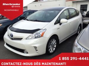 Toyota Prius V Groupe Touring + Technologie 2013