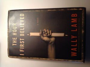 Hardcover of The Hour I First Believed - Wally Lamb