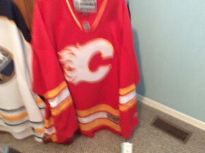 Calgary Flame 4XL Jersey
