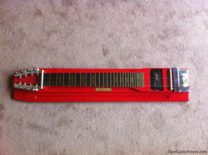 Steel Guitar... A  Remington 8 String  Console ....