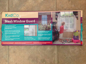 KidCo Mesh Window Guard - brand new still in a box- never used