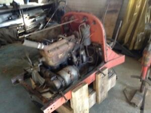 Mid 20's 4 Cylinder Dodge Engine and Transmission