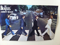 Large Poster/affiche The Beatles Abbey Road Rock n Roll
