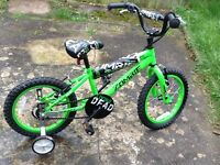 Chids bicycle