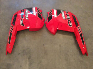 Polaris RMK PRO side panels