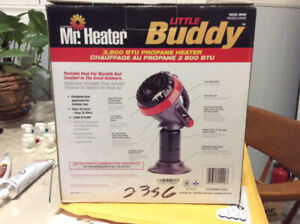 Portable Propane Heater (New In Box)