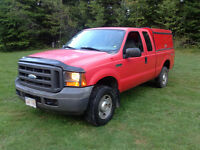 2005 Ford F-250xl superduty short box diesel EXCELLENT TRUCK