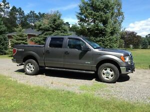 2012 Ford F-150 SuperCrew XLT Pickup Truck (Estate Sale)