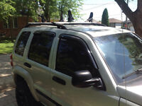 2002 Jeep Liberty Limited Edition 4x4 (E-tested)