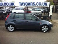 TAYCARS GENUINE SPRING SALE!! 2004/54 FORD FIESTA 1.4 FLAME FULL 12 MONTHS MOT NOW £1395