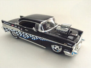 FOR SALE:  1957  CHEVY  BELAIR 1:24 scale DIECAST