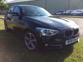 image for 2011 BMW 1 Series 118d Sport 5dr HATCHBACK Diesel Manual