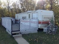 RedBerry lake Camper and Lease