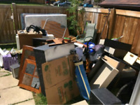 SAME DAY JUNK REMOVAL CALL BOB 780 884 7800