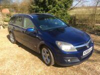 Vauxhall Astra 1.9 cdti diesel estate