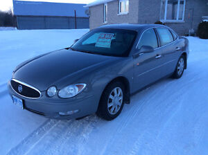 2007 Buick Allure Grey Sedan