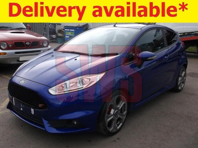 2014 ford fiesta st 2 turbo 1 6 theft recovered in tewkesbury gloucestershire gumtree. Black Bedroom Furniture Sets. Home Design Ideas