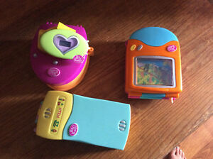 Vintage 2000 Polly Pockets Trendy Tronics