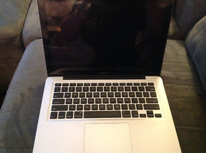 Need too sell my MacBook ASAP take any reasonable offer