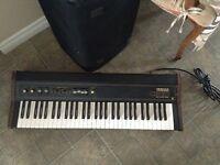 Yamaha electronic piano CP10- 61 keys