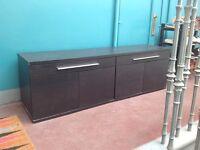 IKEA TV Cabinet Black