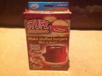 STUFZ AMERICANS STUFFED BURGER