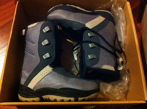 SNOWBOARDING BOOTS CRUISE10 JR SMX ICA GREY/BLUE FOR YOUTH OR SM