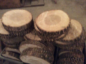 Wood slices/discs