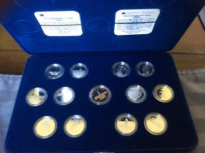 Amazing silver coin collection and rare coin sets-all silver Peterborough Peterborough Area image 2
