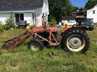 For sale Massey tractor