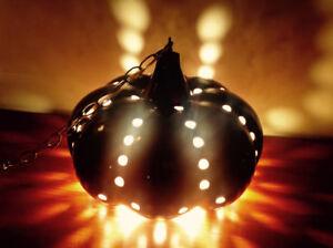MAURICE CHALVIGNAC SWAG LAMP MID CENTURY RETRO